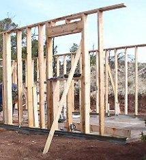 Karkasinio namo konstrukcijos 1
